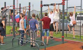 Цель – вывести на занятия спортом пол-Калининграда