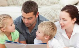 Проблема семейного воспитаниядетей