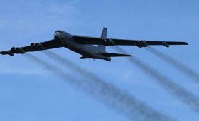 Американский B-52 отработал бомбардировку вблизиКалининграда