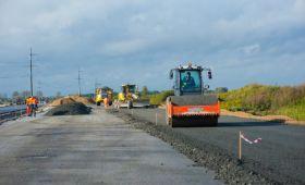 В Калининградской области начали строить новый выезд из Гурьевска наОкружную
